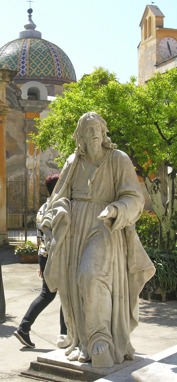 San Gregorio Armeno, Klostergarten