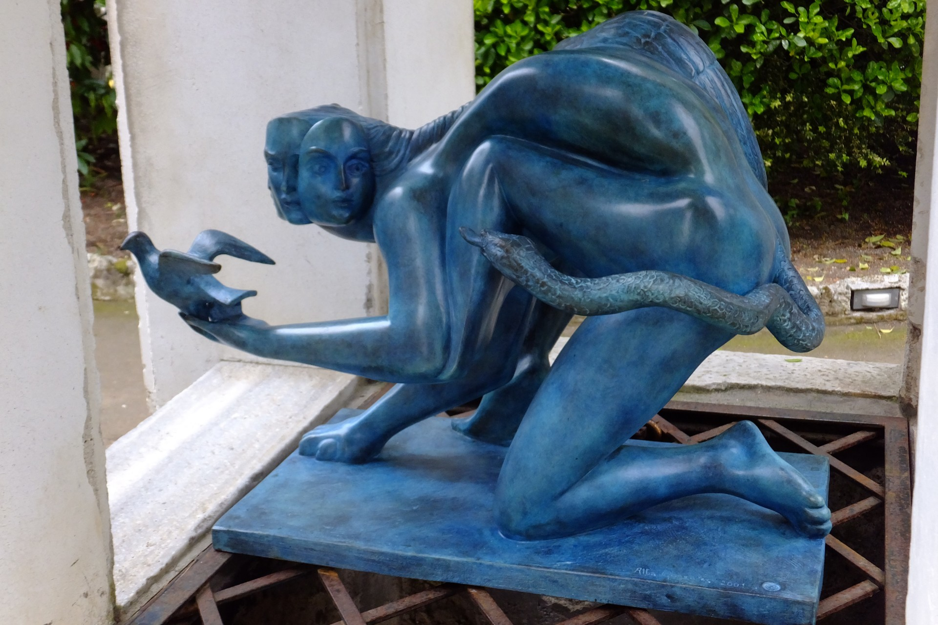 Scultira, Ravello