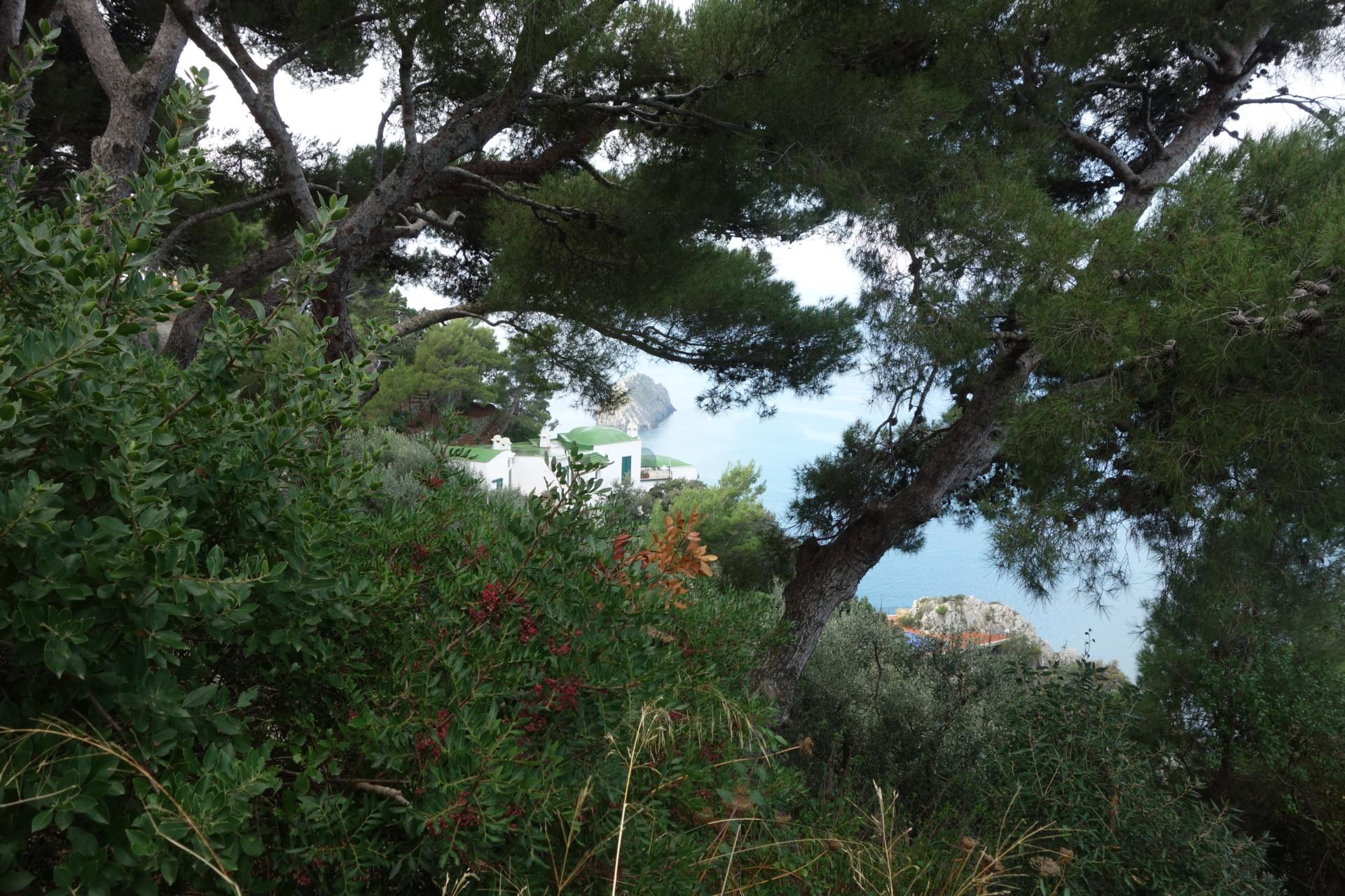 Villen am Monte Argentario, die Buchten sind für viele da
