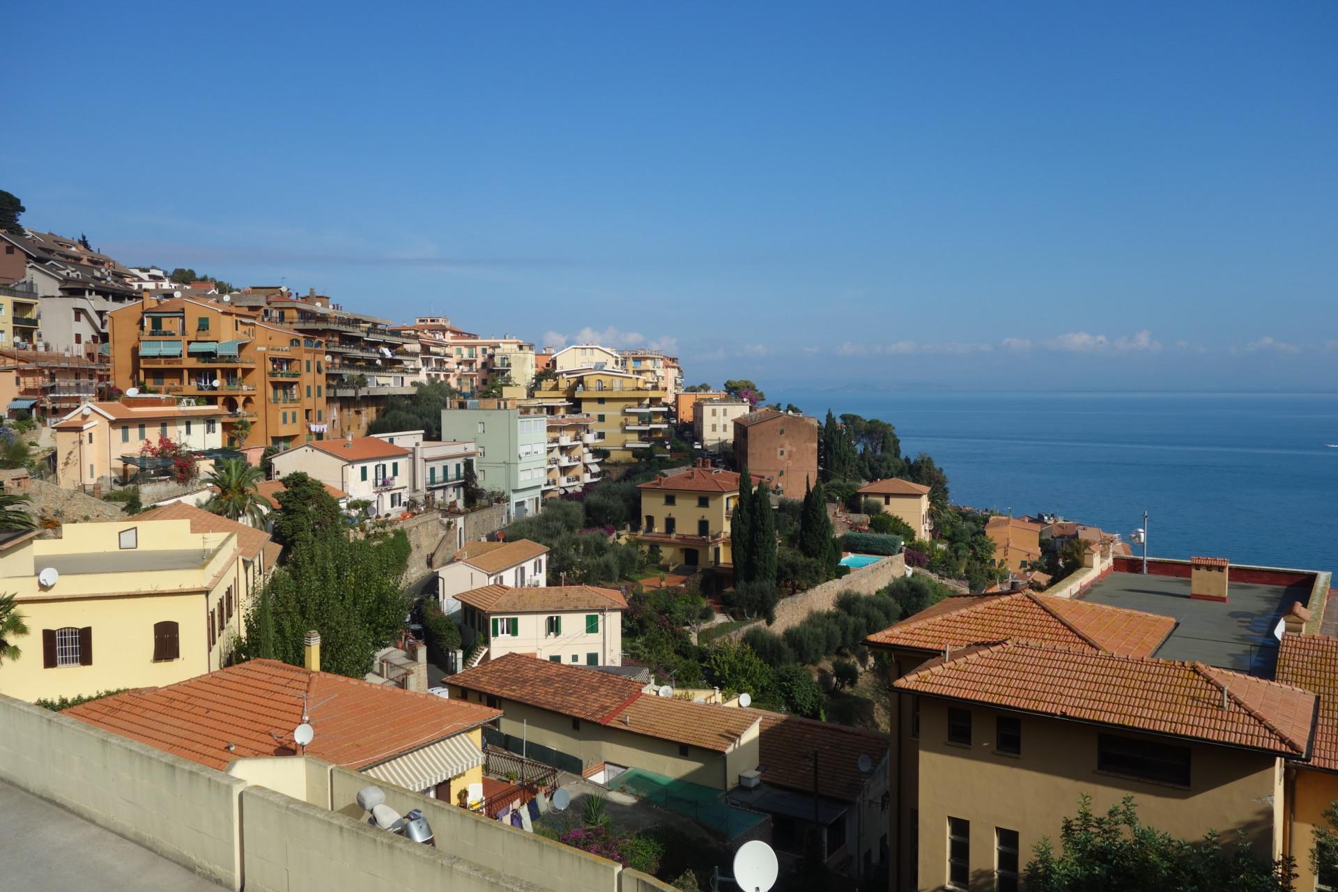 Elegant, sonnig und gut für die beste Glace: Porto Santo Stefano