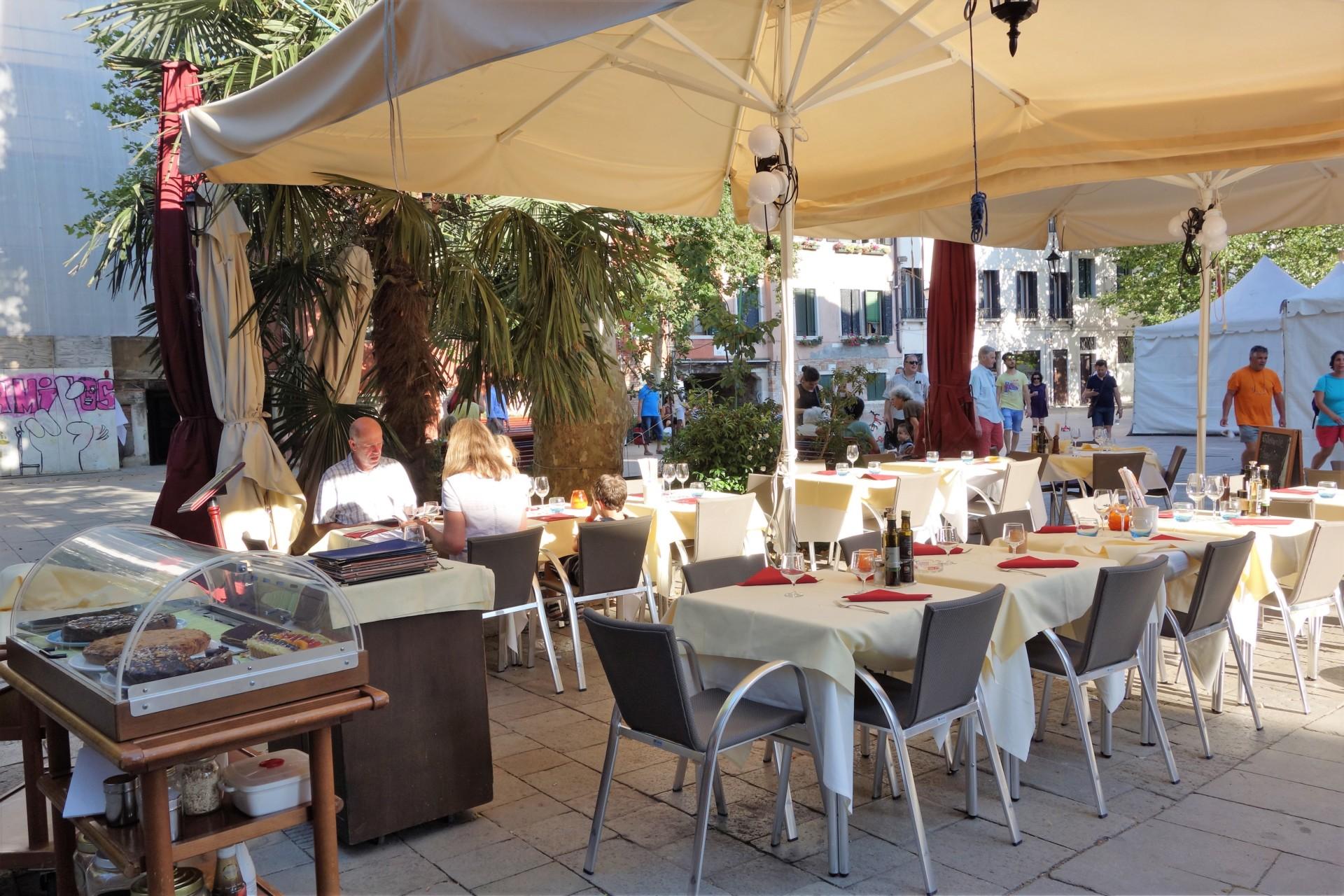 Wir freuen uns auf Sarde in Saor, in Venedig