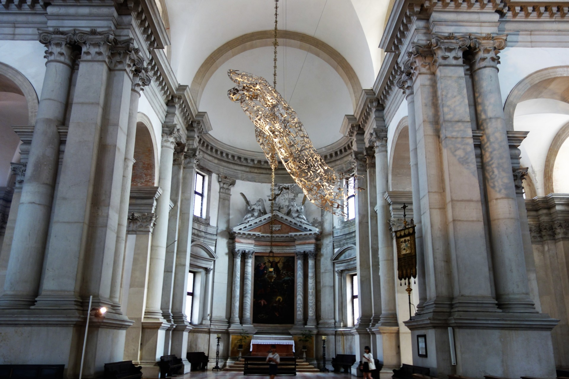 San Giorgio Maggiore Innen