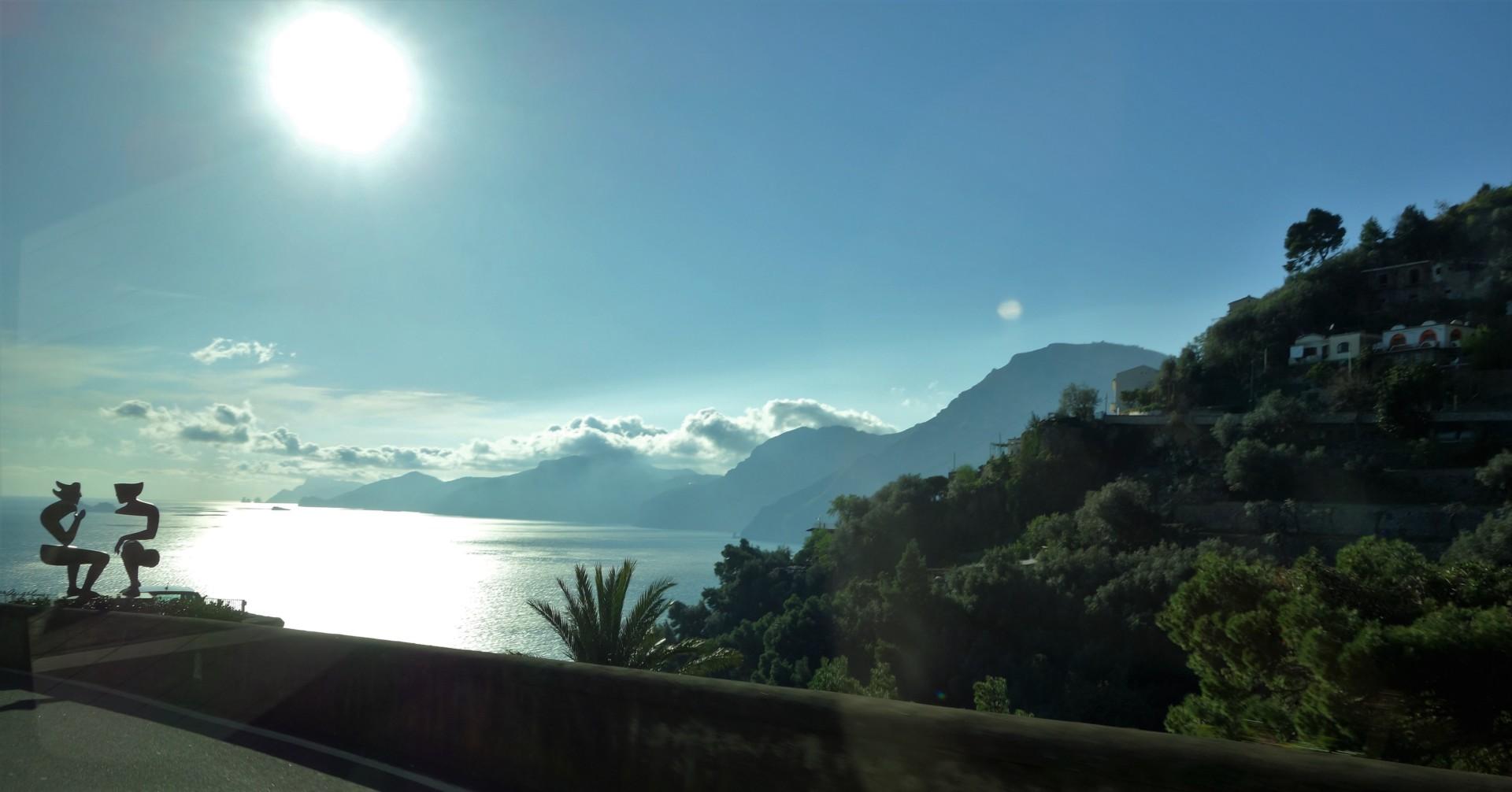 Aamalfitana: Nie endendes Gespräch, Costa Amalfitana