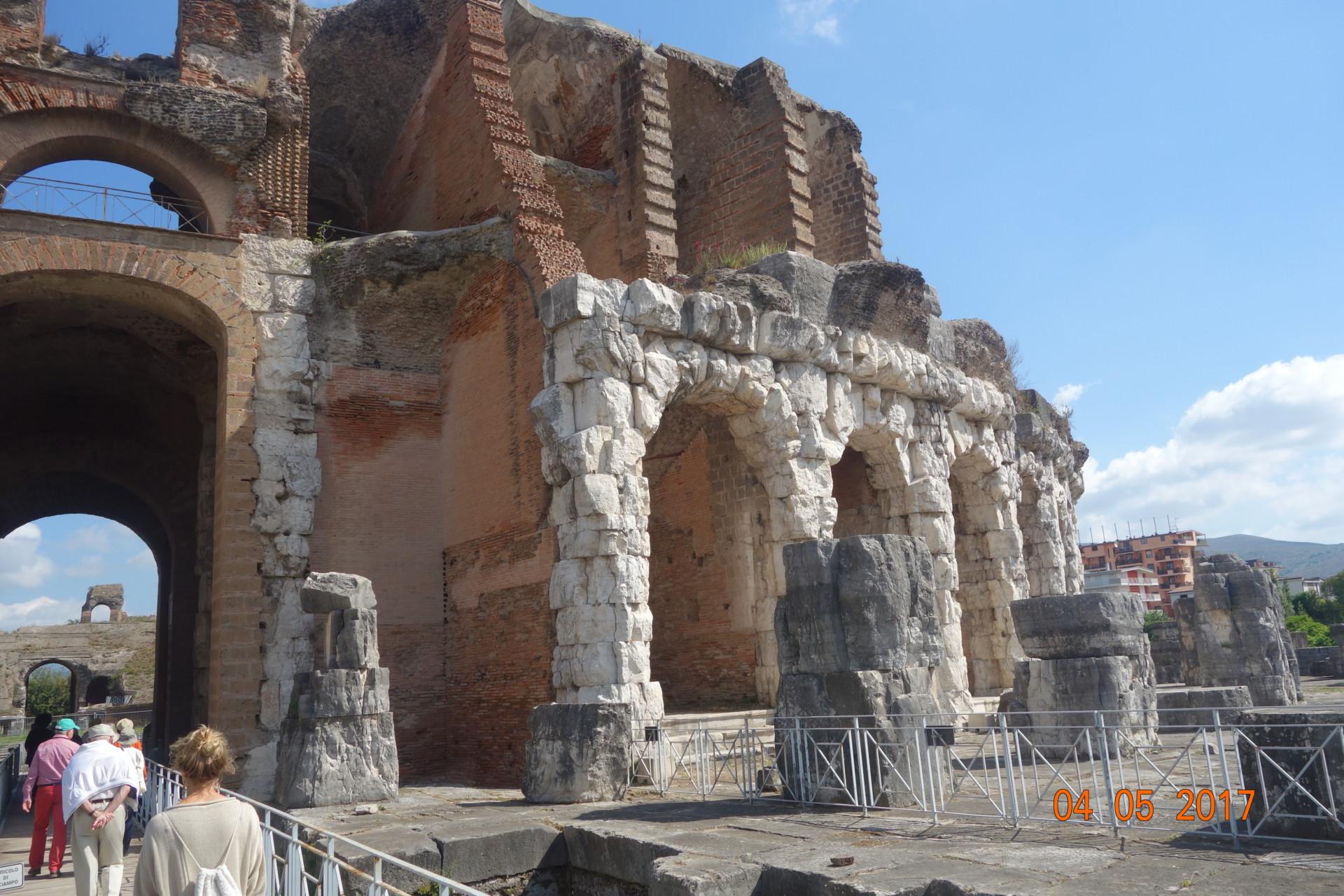 Capua, das Kolosseum