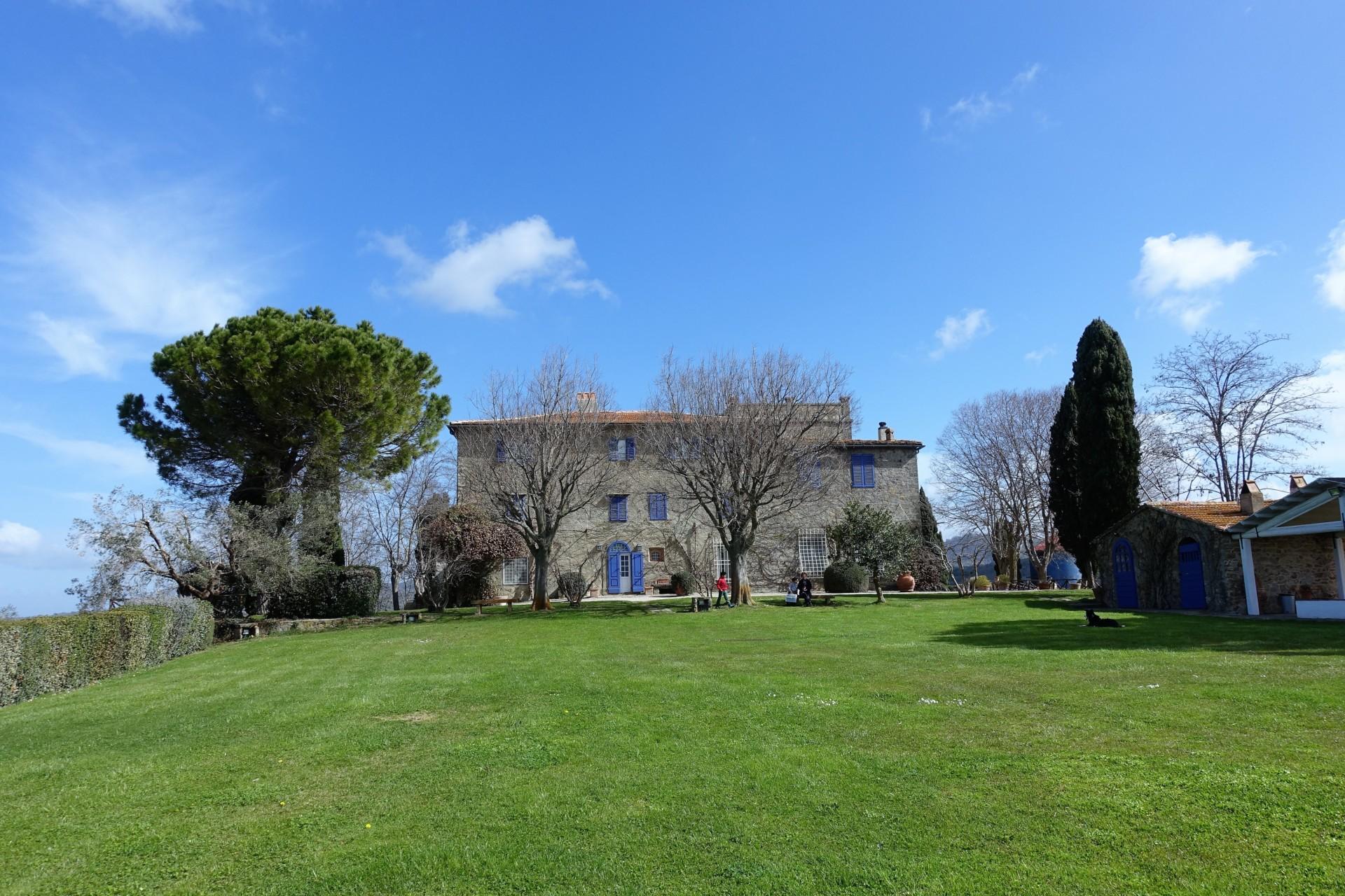 La Capitana, das Gästehaus