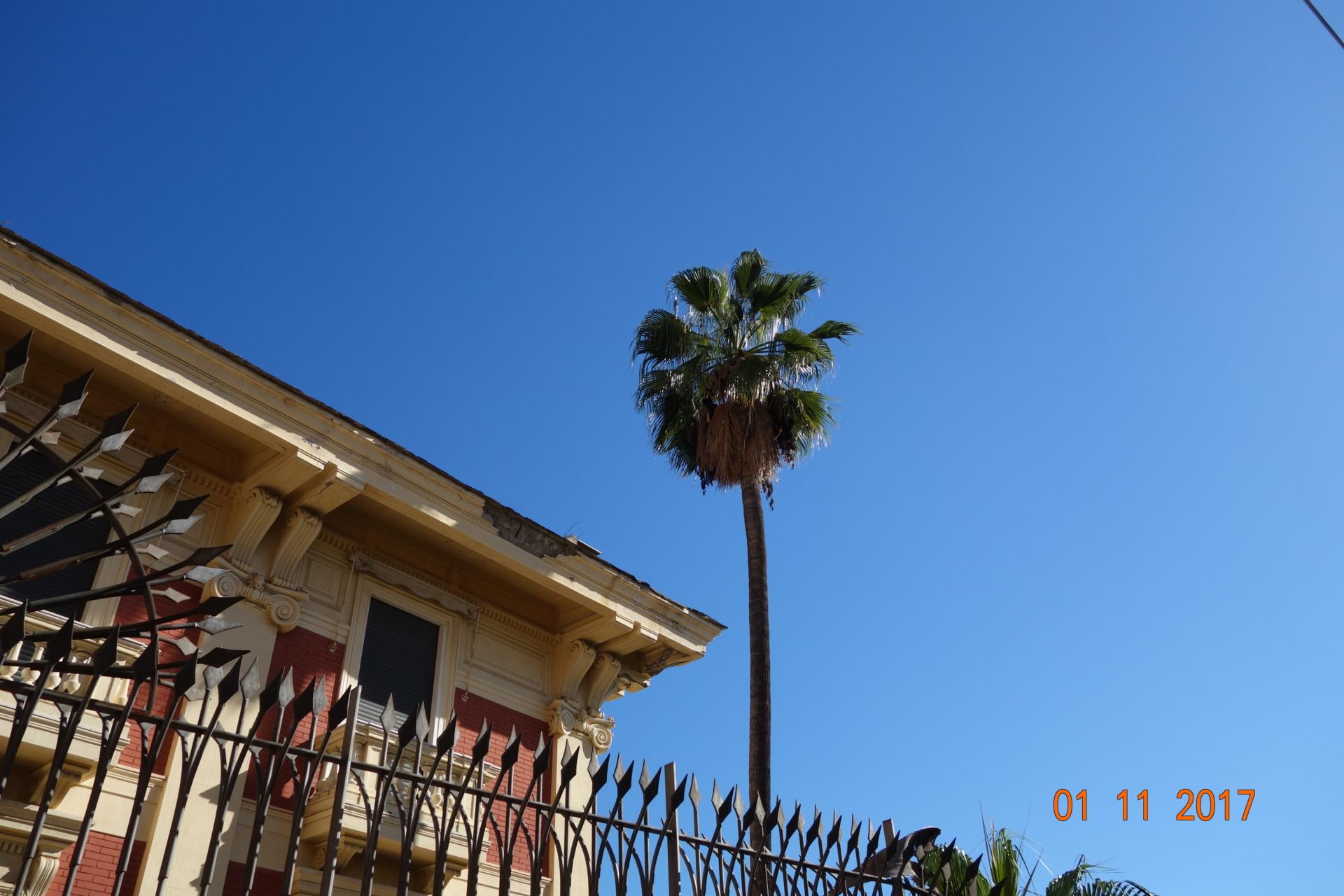 Der Himmel über Neapel