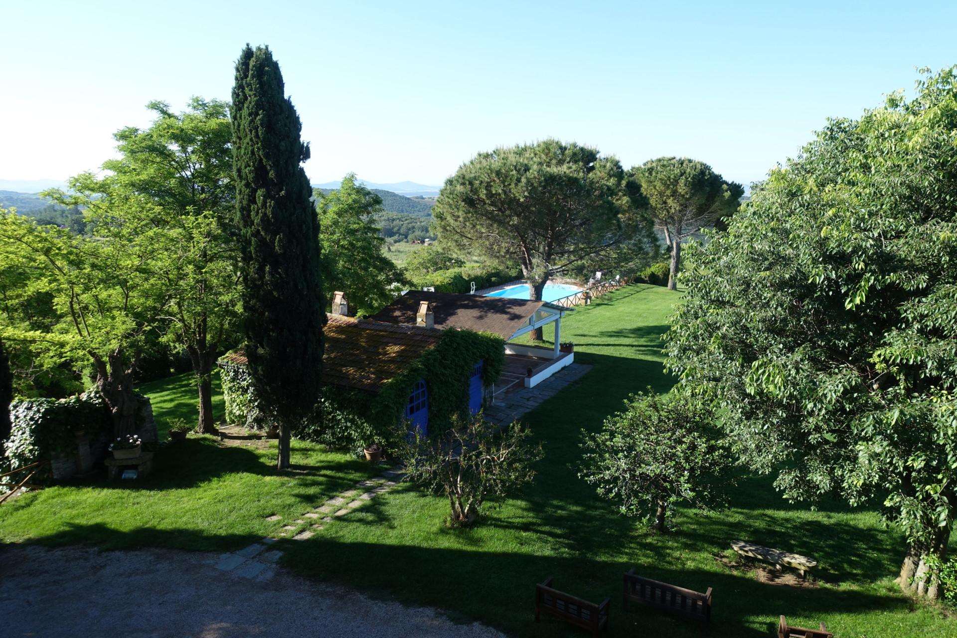 La Capitana, Ausblick aus einem Zimmer