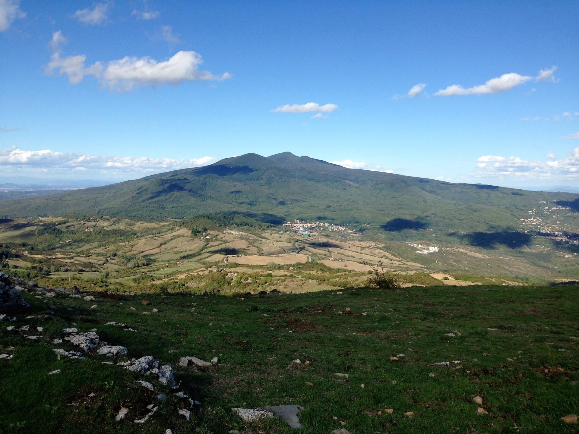 """Der """"heilige"""" Monte Amiata, Toscana"""