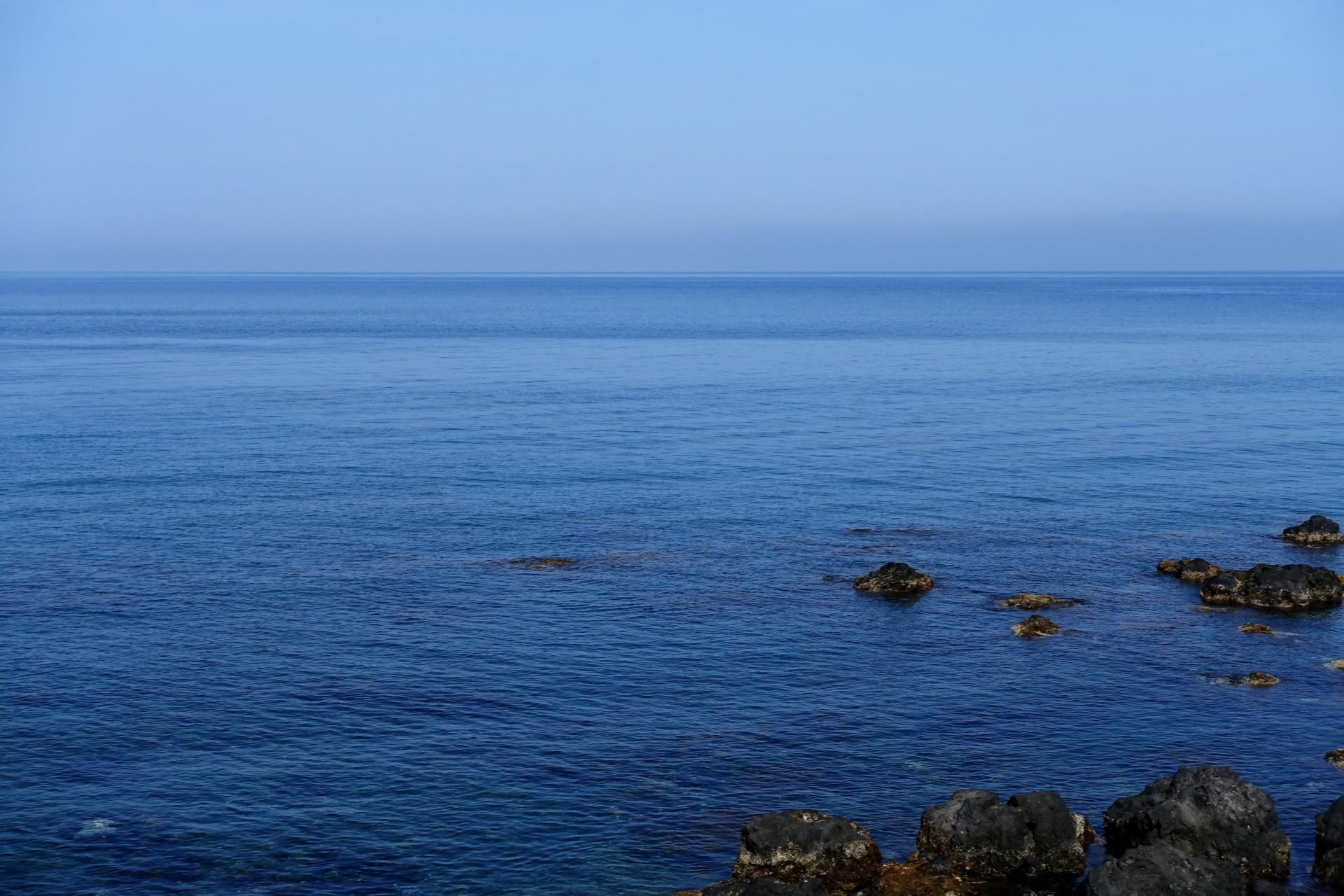 Procida, il mare