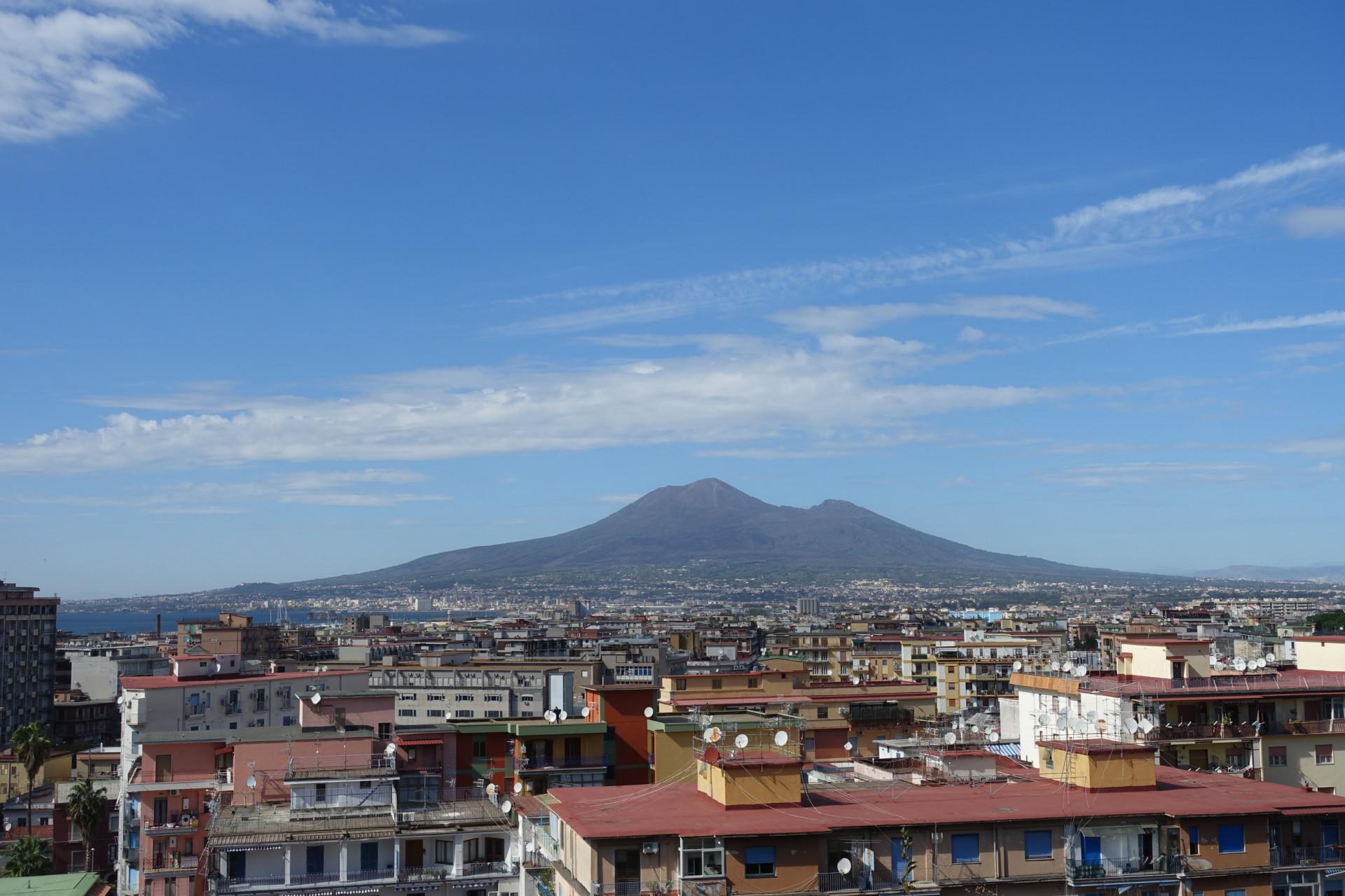 Von Castellamare aus gesehen