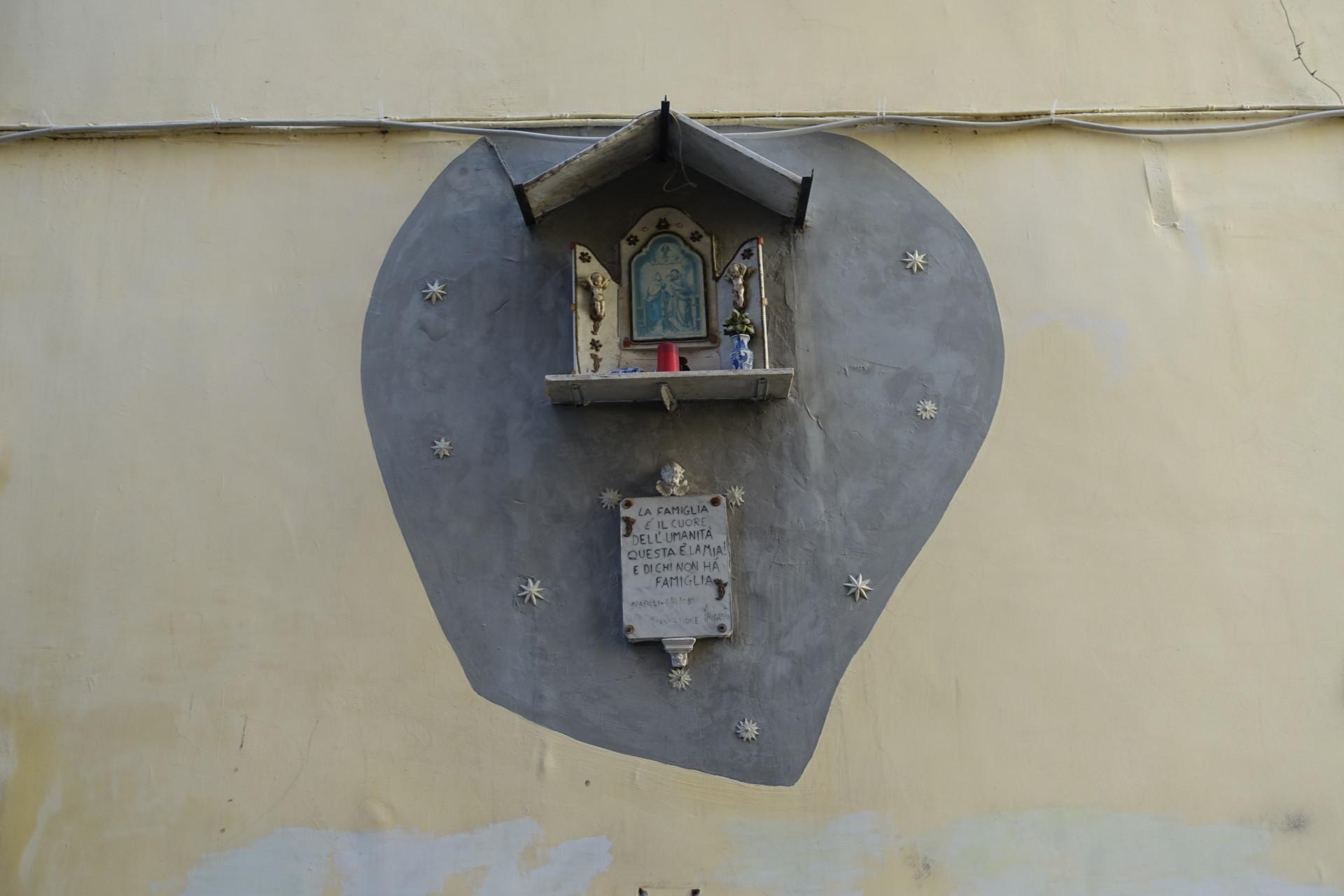 Zuhause, centro storico Napoli