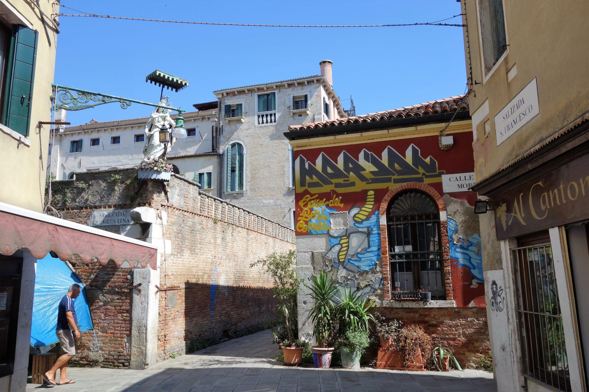 Nahe bei San Sebastiano