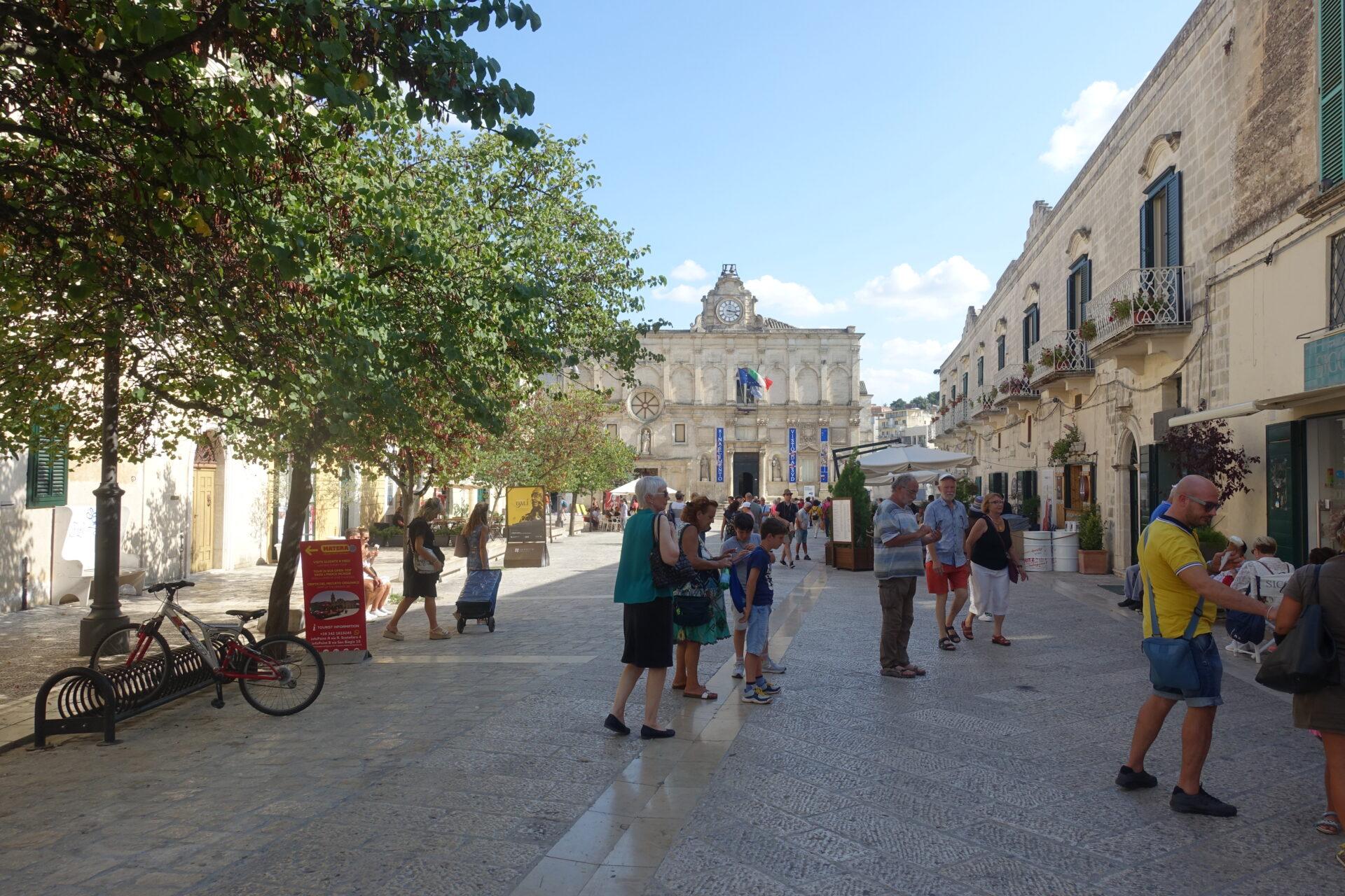 In Matera
