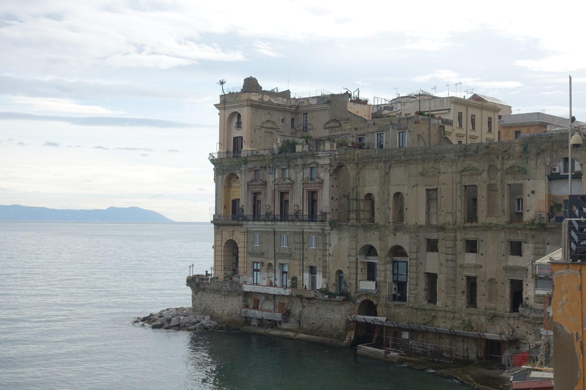 Palazzo Donna Anna Carafa