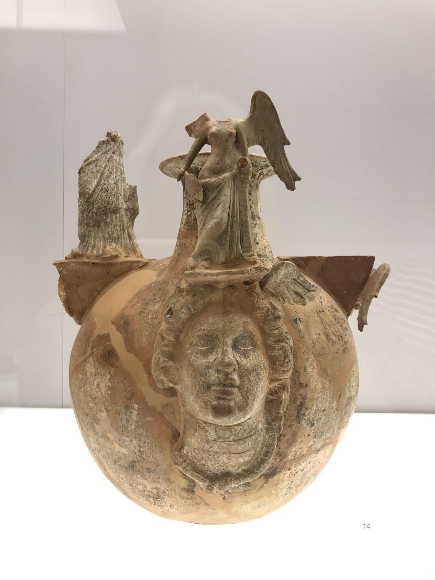 Griechische Abteilung, Museo Nazionale