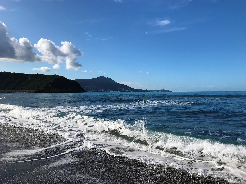 Procida, spiaggia della Chiaiolella
