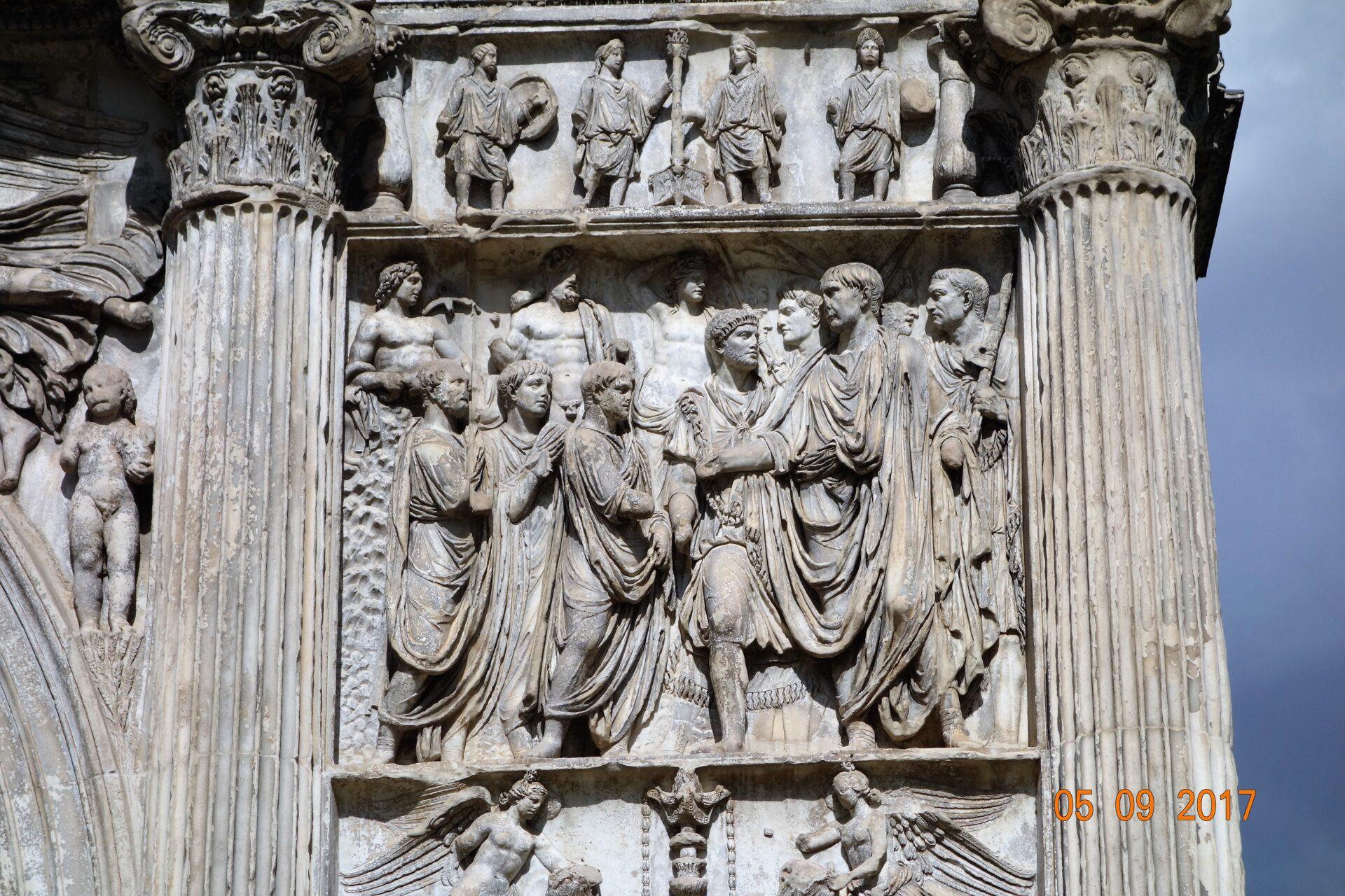 Benevento, Arco di Trajano