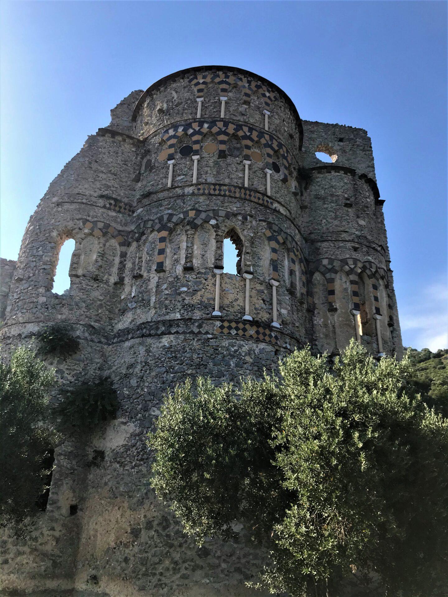 Sant'Eustachio aussen mit Dekoration