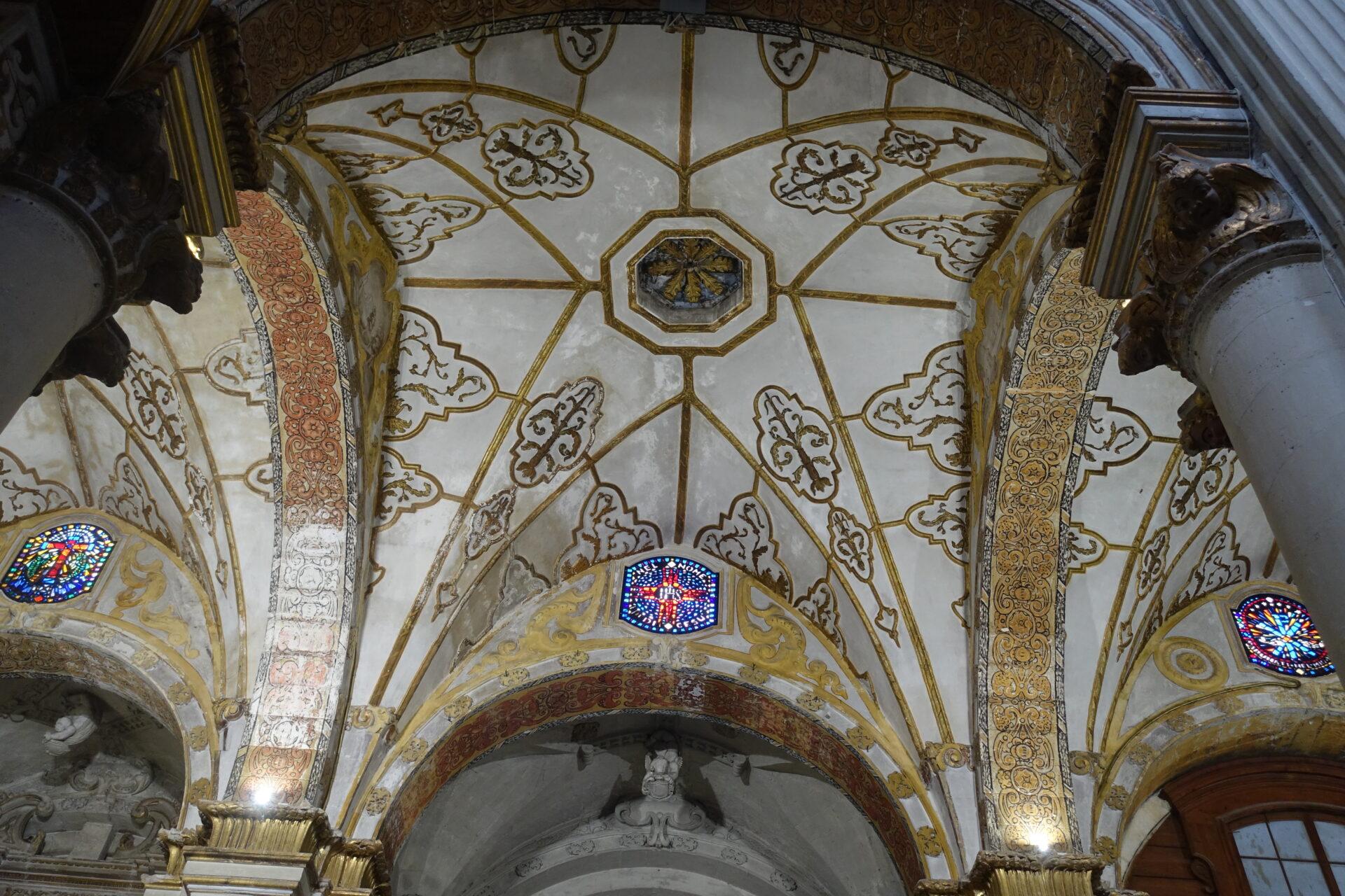 Im Dom von Lecce